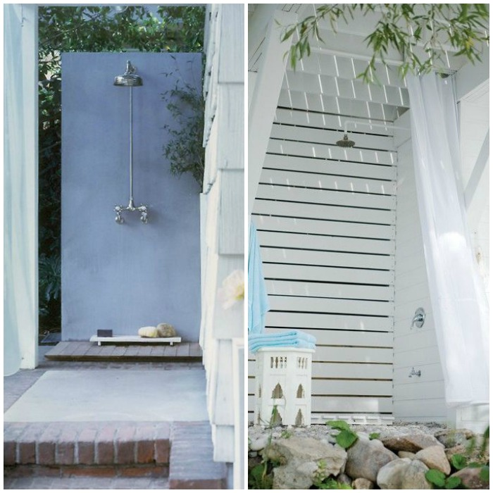 outdoor showers design ideas