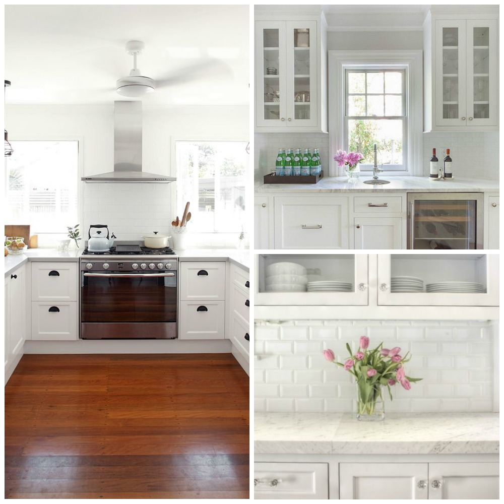 Tips To Create A Classic White Kitchen