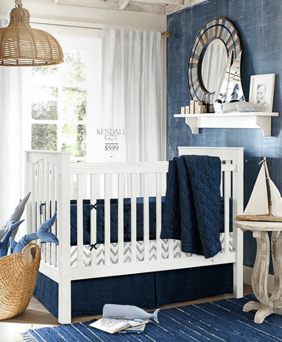 Pottery Barn Kids Winter 2015 Catalogue Boys Nursery