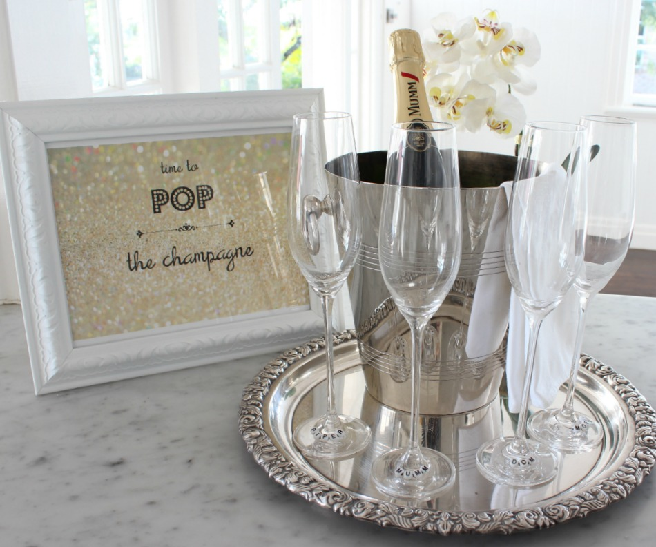 Champagne Charms 2