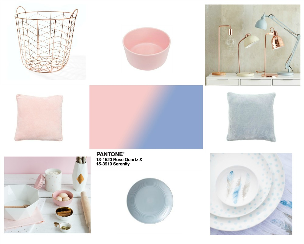 Pantone colour of the year 2016 products