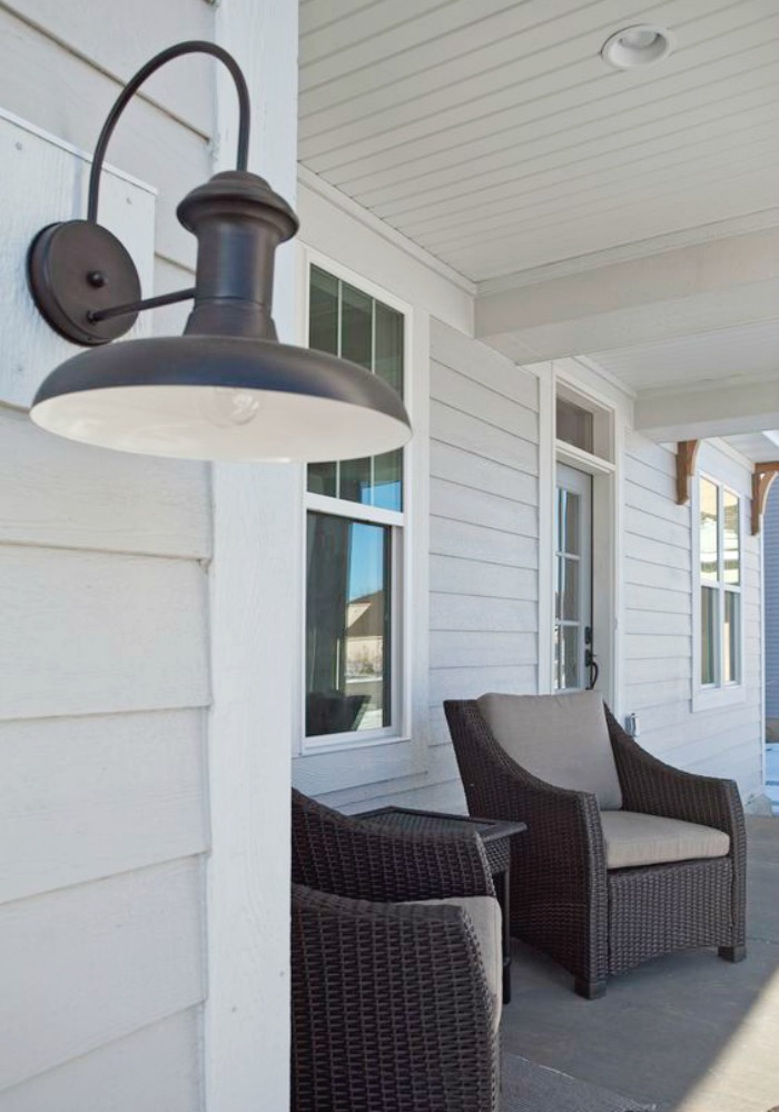 Hamptons Style Outdoor Lighting Diy Decorator