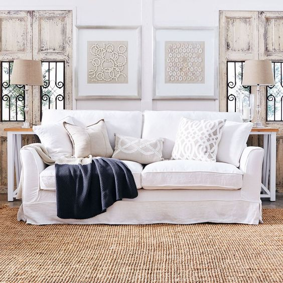 Your Guide To Loose Cover Sofas In Australia Diy Decorator