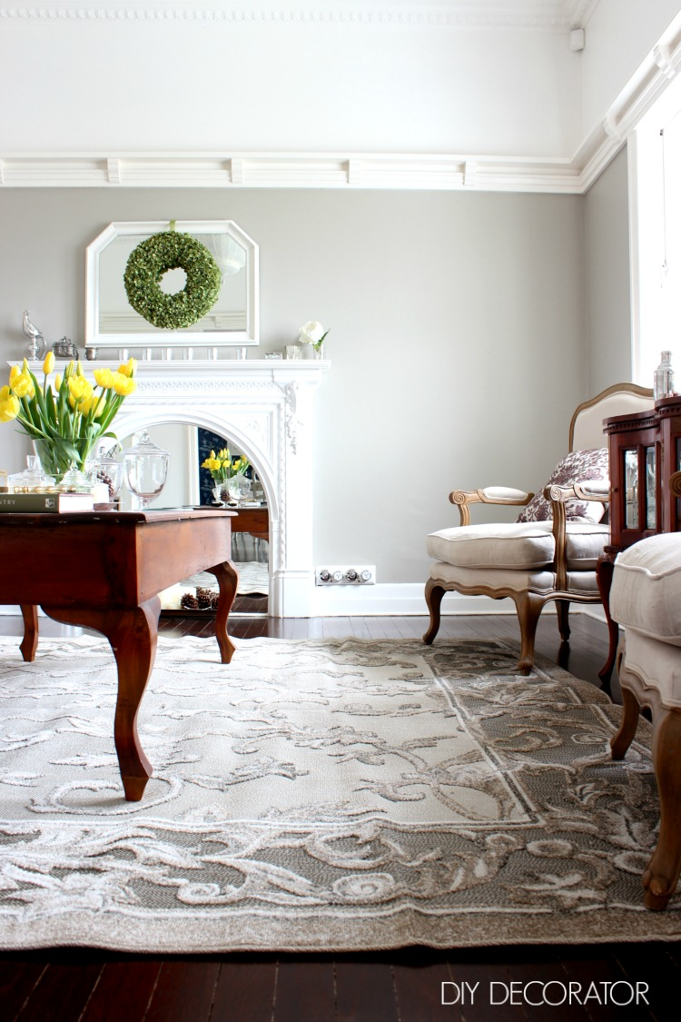 buy the right rug guide to choosing a rug
