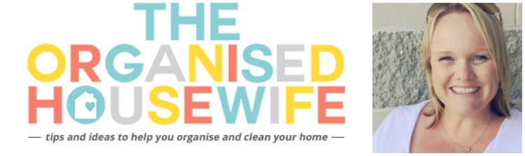 The Organised Housewife Australian Blog