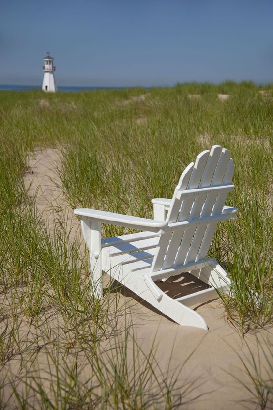 Anatomy of an Adirondack chair
