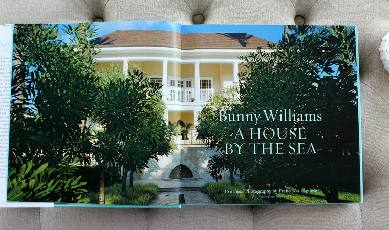 A House by the Sea Book Review by Bunny Williams