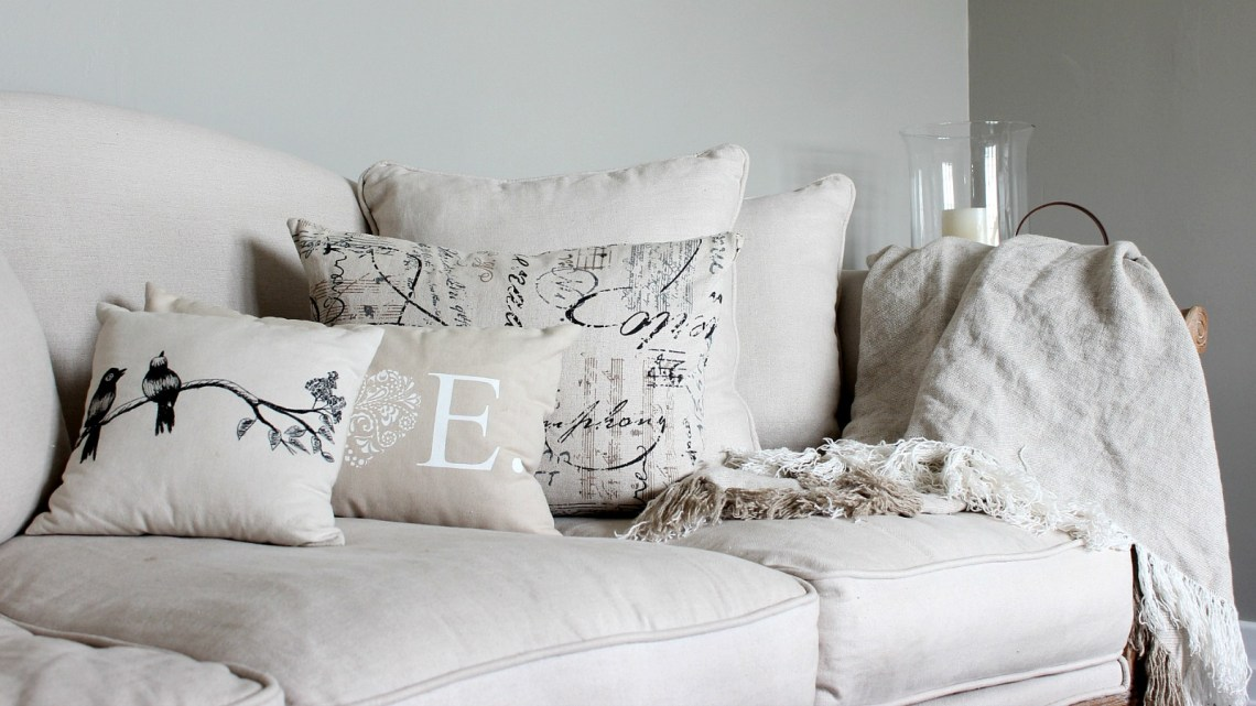 Neutral Cushion Collection