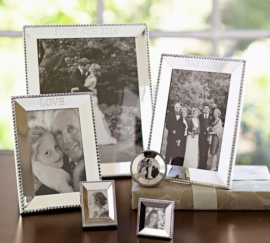 Display photo frames Styling Recipe