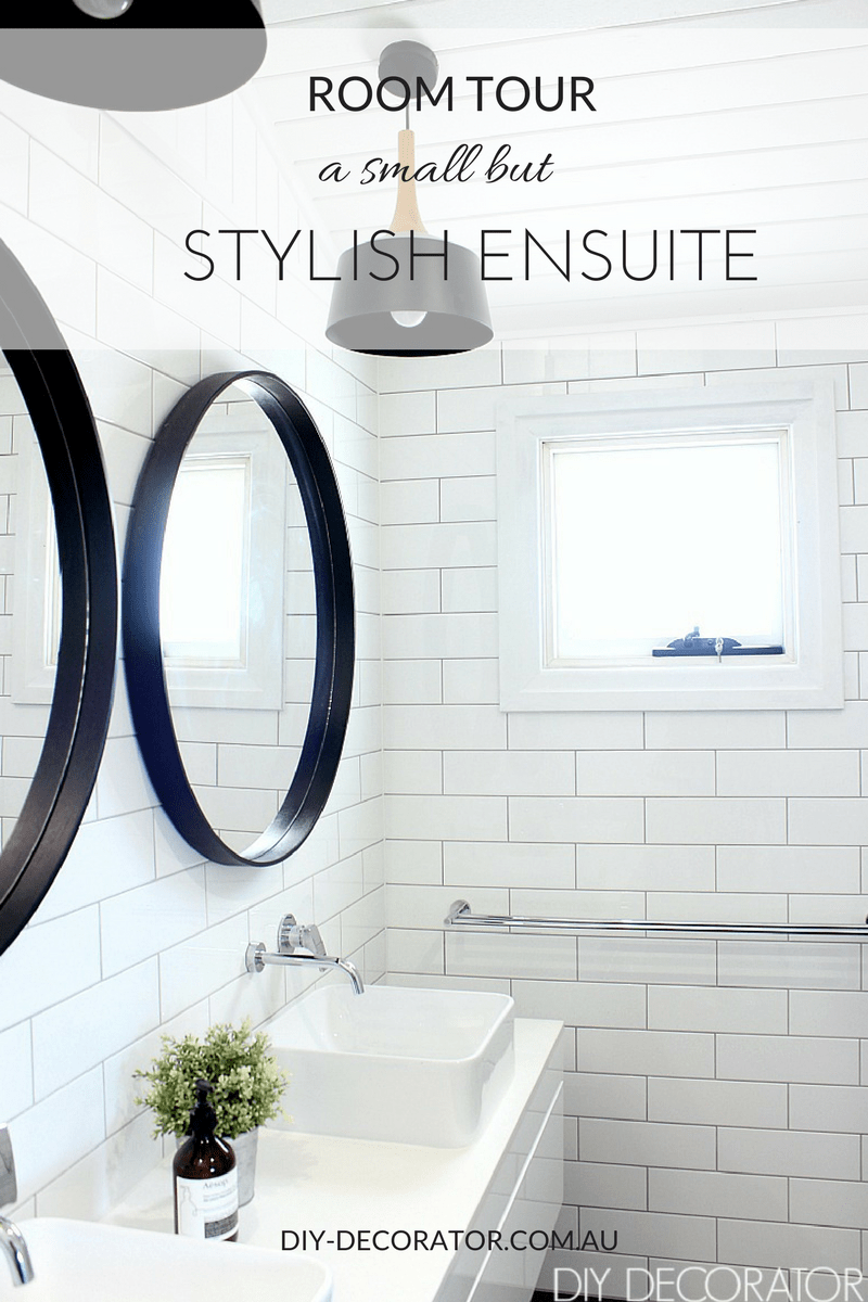 Small but Stylish Ensuite Room Tour
