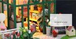 Румбокс DIY-Dom «Amsterdam Windmill Flower House»