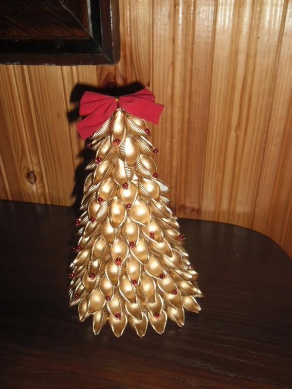 Wooden Christmas Ornaments Decorate
