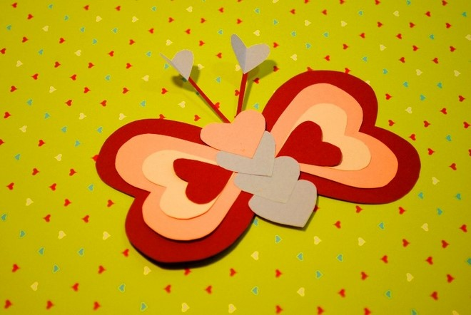 How To Make Heart Animals 15 Valentines Paper Crafts For