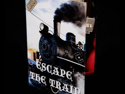 Escape The Train – Escapekortti