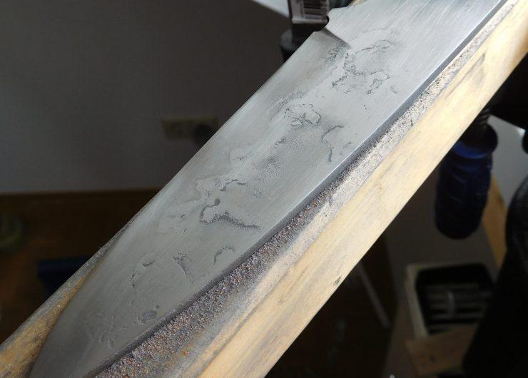 Fehler beim Messermachen