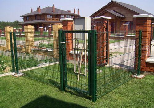 Ворота хвртки купити ворота з хврткою Металев