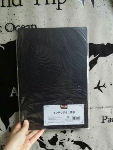 セリア黒板