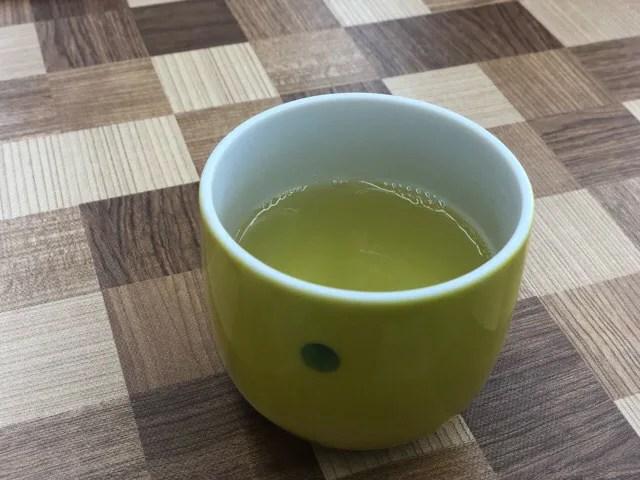 竹野鮮魚はお茶やお冷はセルフです