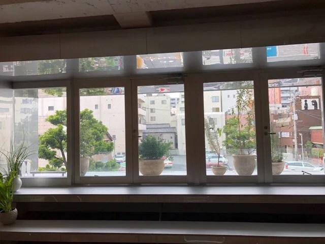 HafH Nagasaki -SAIのテラス