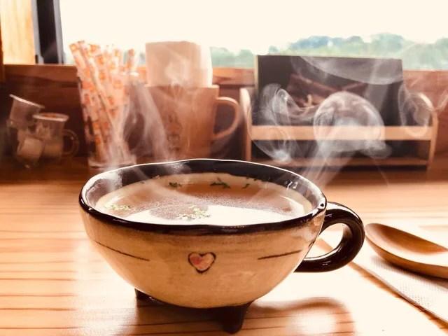 cafe Lepusのスープはデトックススープで体の芯までポカポカに