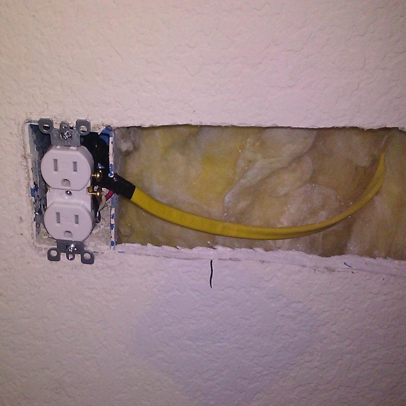 diy retrofit recessed lighting installation without attic access