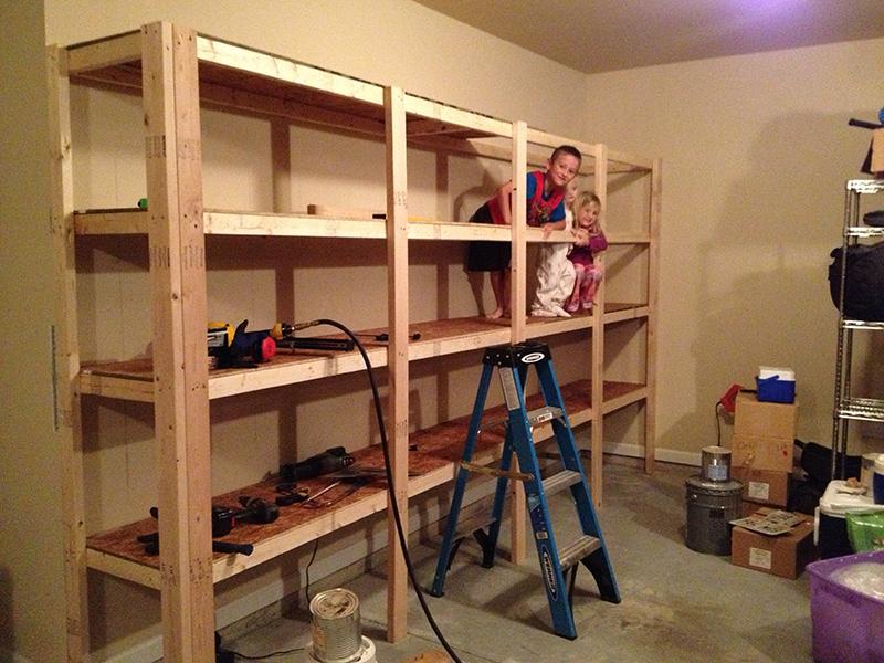 Build Garage Storage Plans Garage – Plans To Build A Garage