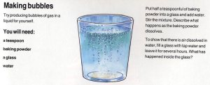 The solubility of Gases in Liquids – Solids Liquids and Gases for Kids