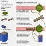 How to make an electromagnet?