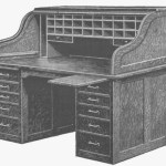 How to Build a Roll Top Desk