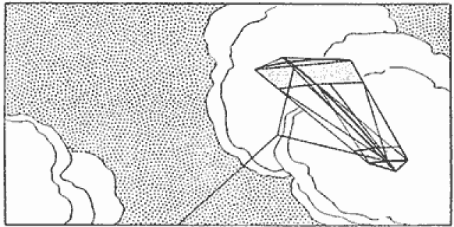 Airplane Kites - How to Make a Kite By W. A. Reich - Fig 1