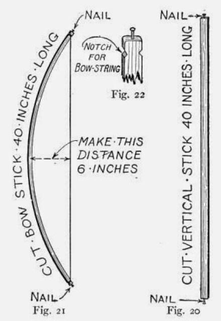 How to Make a Malay Kite - Fig 21, 20