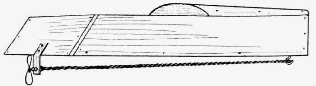 The Completed Motor-boat
