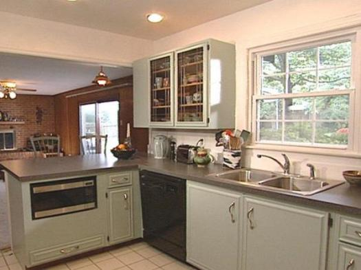 Like This Here S More Painting Kitchen Cabinets