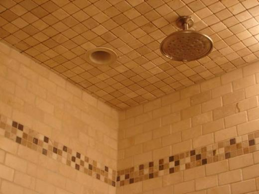 How to Install Tile in a Bathroom Shower   how tos   DIY droc313 4fy showerhead04