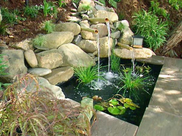 small water garden fountain ideas Water Features for Any Budget | DIY