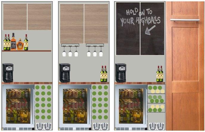 beverage center schematics