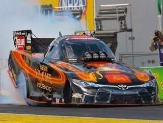 Alexis DeJoria interview Car