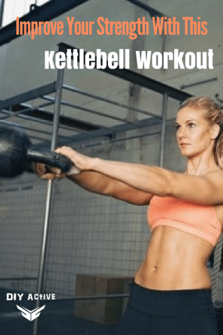 Improve Your Strength With This Kettlebell Workout Swings