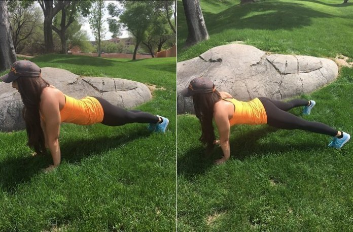 4 Outdoor Exercises for the Spring Season Plank Jacks