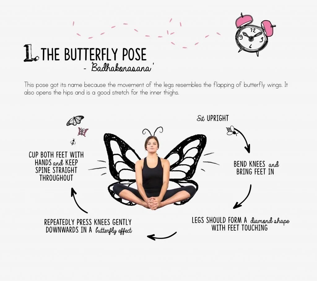 10 Bedtime Yoga Poses For A Better Night S Sleep