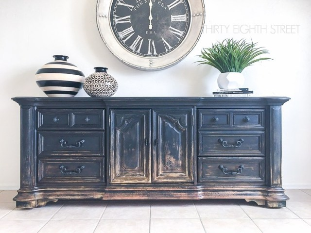 10 Fantastic Furniture Makeovers To Steal Merry Monday