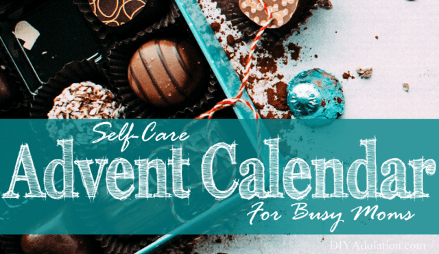 Don't let the holidays drain you this year. Start a new tradition of taking care of you with this self-care Advent calendar as a daily reminder!