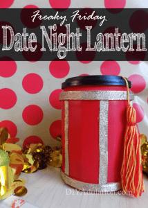 Freaky Friday Date Night Lantern | A Fun New Twist on Date Night