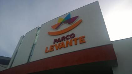 Il parco commerciale Levante