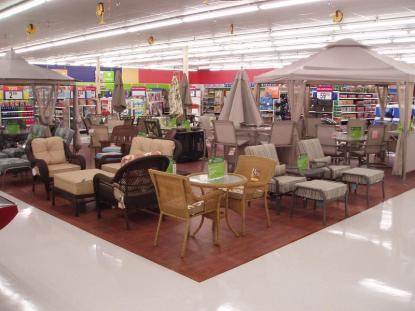 Interno negozio Kmart