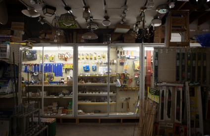 Halsted Hadware Store 3