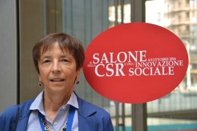 Rossella Sobrero del Gruppo Promotore del Salone