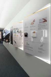 Lo showroom di Vimar