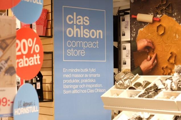 Clas Ohlson a Hornstull, Stoccolma