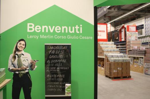 Leroy Merlin Torino Giulio Cesare